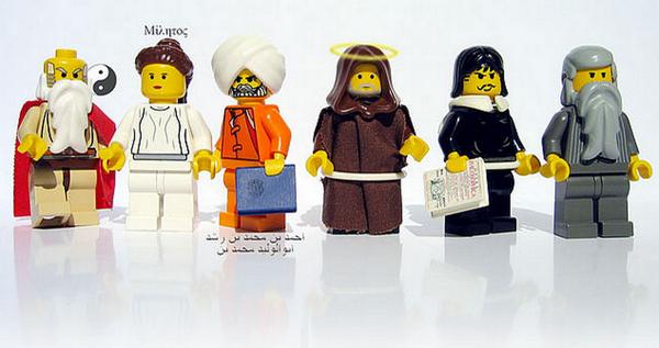 lego philosophers