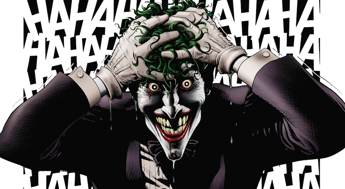 Image result for The Killing joke joker
