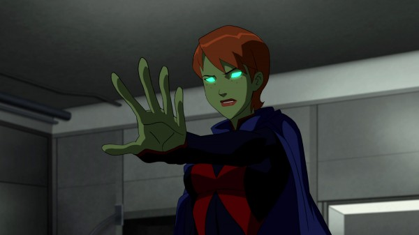 miss martian justice Young
