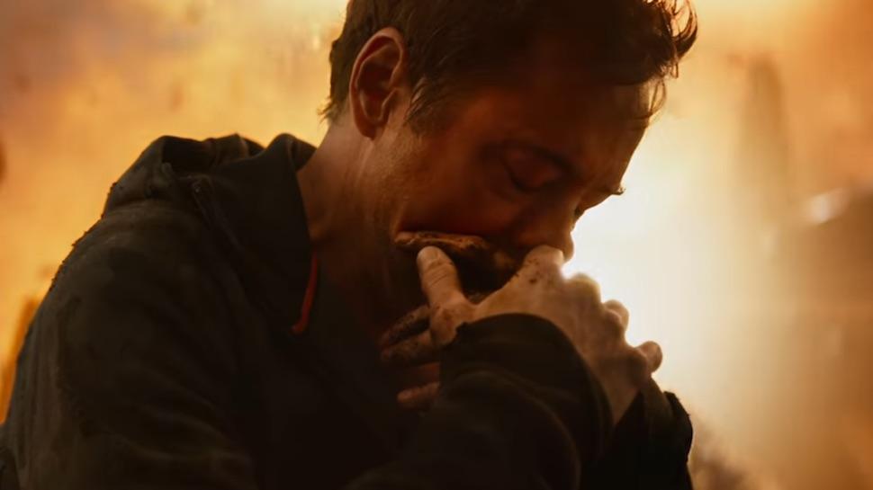 Resultado de imagem para tony stark death